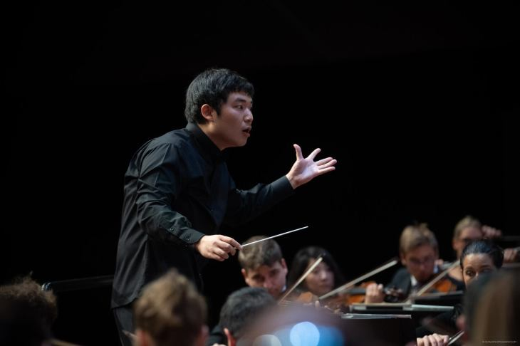 @Final Concert of Gstaad Menuhin Festival & Acamedy